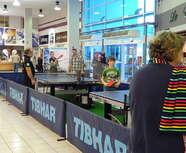 Tennis de table à Super U samedi 5 septembre 2015